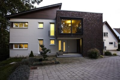 GIWE Fenster - Haus 1